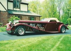 1934 Ford Panther