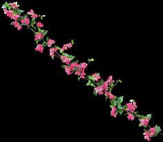 Artficial Bougainvillea Flower Garland