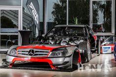 Mercedes-Benz C AMG DTM 2008