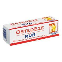 nativa osteoeze rub 75g