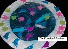 Summer Crafts For Preschoolers   ... Aquariums, and a Bubble Hunt for Kids!   The Preschool Toolbox Blog