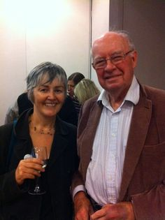Mary Murphy and Gordon Snell - the two LOVELIEST people!