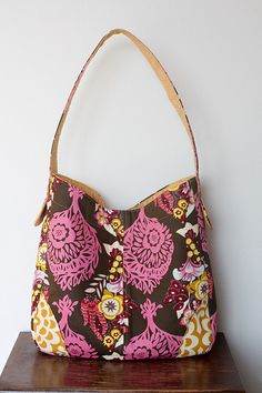 Emma pattern from Grand Revivals - also has a cute metal ring strap attachment option