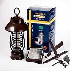 Solar Insect Zapper Outdoor Mosquito Killer With Led Lights for Outside Patio  #Sunnytech