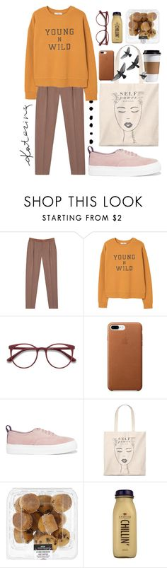 """""""definitioms"""" by katerinasha on Polyvore featuring мода, Mulberry, MANGO, EyeBuyDirect.com, Eytys и CO"""