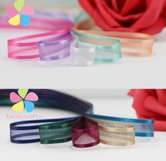 Cheap organza ribbon, Buy Quality organza ribbon directly from China lucia craft Suppliers: Lucia Crafts Multi colors options Organza Ribbon Apparel Materials DIY Sewing & Hair Bow Accessories 040044067 Cheap Ribbon, Ribbon Storage, Bow Accessories, Organza Ribbon, Gift Bags, Baby Boy Outfits, Craft Stores, Hair Bows, Diy Crafts