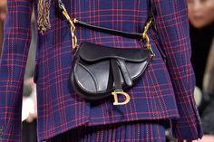 Dior Is Bringing Back the Saddle Bag
