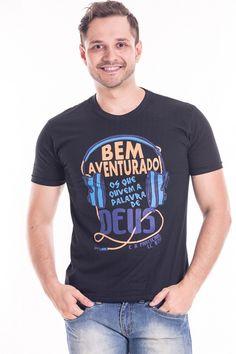 Foto principal de Camiseta - Bem Aventurado