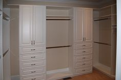 Traditional Closet Bedroom Closet Design, Pictures, Remodel, Decor and Ideas - page 3