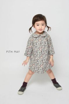 Fith May Floral Dress (2C)