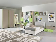 Italian Kids Bedroom Furniture Set VV G002 - $6,225.00