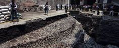 Descubren el templo del dios del viento en Tenochtitlan