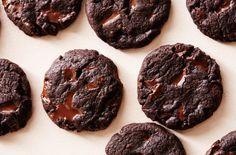 Vegan Double-Chocolate-Chunk Cookies Recipe