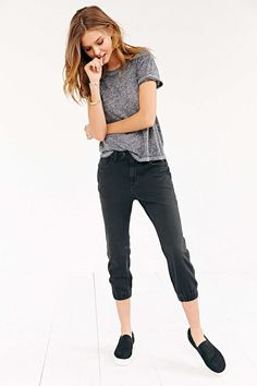 BDG Jogger Jean - Motor Oil - Urban Outfitters