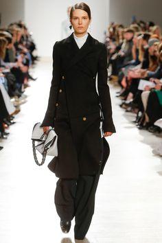 Proenza Schouler Fall 2016 Ready-to-Wear Fashion Show - Caroline Brasch Nielsen
