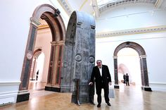 Eduardo Souto Moura at The Royal Academy © Finantial Times
