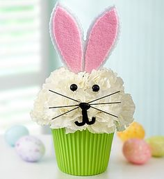 This Cupcake in Bloom® will be the sweetest arrangement they'll get this #Easter! $39.99