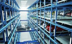 IDOPS specializes in design and delivery of automated parking systems. Parking Lot, Car Parking, Park Equipment, Parks, Multi Story Building, Stairs, Science, Architecture, City