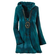 Dream-Catcher Hooded Tunic