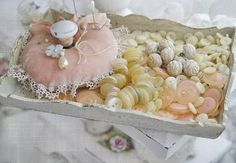 Sweet for craft room...