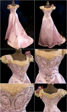Young Ladies Lacy Summer Blouses Of 1899 89