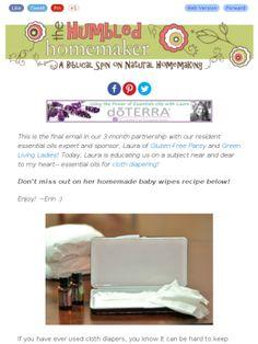 Essential Oils For Cloth Diapering! www.greenlivingladies.com Shop @ www.mydoterra.com/glutenfree