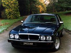 1993 Jaguar XJ12