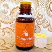 Tangerine Essential Oil | Body-Feedback