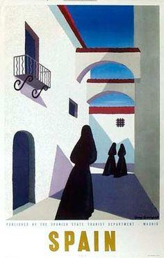 Spain (1950')  Guy Georget