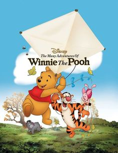 Bring home your favorite characters from the Hundred Acre Wood in The Many Adventures of Winnie The Pooh!  Now available on Blu-ray combo pack and HD Digital! http://di.sn/gFD