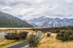 Aoraki Mt Cook National Park Village