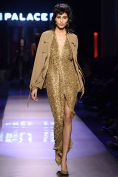 Jean Paul Gaultier Spring 2016 Couture Fashion Show Collection