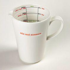 Mix  n measure