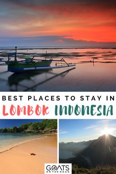 Where To Stay in Lombok, Indonesia: The Best Beaches, Surfing & Accommodation | Goats on the Road