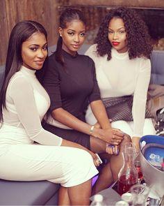 Black Girls R Pretty 2  Pinterest: @ aliyahtheleo
