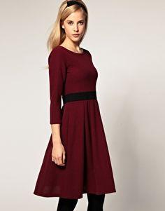 ASOS Dress in Textured Jersey  $71.88
