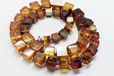 Natural Baltic Amber necklace 26 g