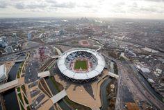 London 2012 Olympics   Stadium and Tower
