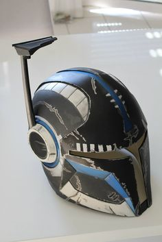 3d printed mandalorian helmet - Google Search
