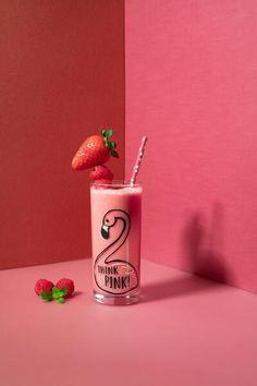 Smoothies, Table Lamp, Friends, Pink, Decor, Give Me 5, Simple, Five Ingredients, Vegetarian Recipes