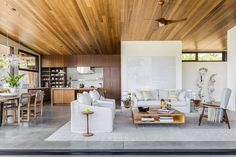 West Dry Creek Residence by Adeeni Design Group
