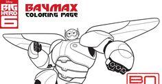 Big Hero 6 Coloring Pages.pdf