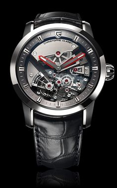 MAESTOSO | Montres à Complications Traditionnelles | Collections | Christophe Claret