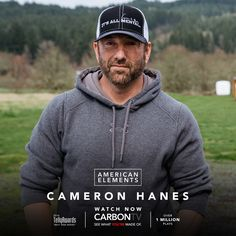 Hardcore hunter. See the story of #CameronHanes exclusively FREE on #CarbonTV.com!