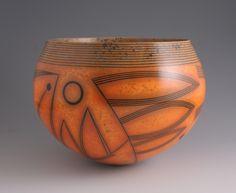 Terra-sigillata pictogram bowl