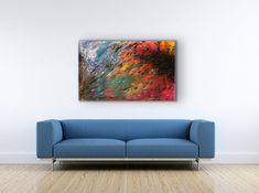 Abstract Canvas Painting/Fine Art Abstract painting/Large Abstract Art/Abstract Wall Art/Colorful Fine Art/Colorful Art/Abstract Decoration by HanaFisherArt on Etsy Abstract Wall Art, Canvas Wall Art, My Etsy Shop, Colorful, Fine Art, Living Room, Decoration, Painting, Vintage