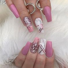 latest nail art designs gallery 2018 latest nail art designs gallery 2018 Get more photo about subject related with by looking at photos gallery at the bottom of this page. We are want to say thanks if you like to… Continue Reading → Glam Nails, Hot Nails, Pink Nails, Hair And Nails, Cateye Nails, Nude Nails, Beauty Nails, Glitter Nails, Elegant Nail Designs
