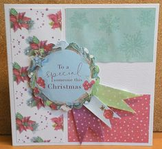 Inspiration | docrafts.com Handmade Cards, Christmas Cards, Challenges, Paper Crafts, Projects, Inspiration, Craft Cards, Christmas E Cards, Log Projects