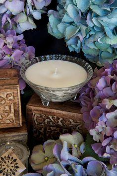 https://www.facebook.com/SimplyScentedHomeDecor  Soy/Paraffin scented candles delivered in unique vintage jars.   Visit our face book page