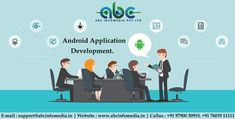 At ABC INFOMEDIA, our expertise will convert your business models into a successful and effective long lasting business with efficient software solutions having the highest Accuracy, Efficiency, and Scalability. Android Application Development, Mobile App Development Companies, Software Development, Business Software, Investing, Facebook, Website, Twitter